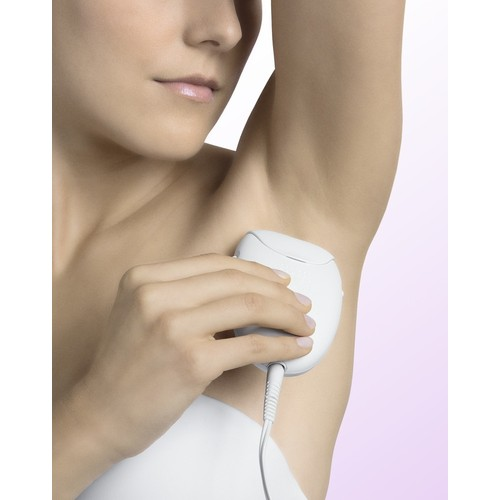 Braun Silk Epil 3 Epilator 3170 Soft Perfection body bristle cleaning device practical fast charger not electric Epilator enlarge