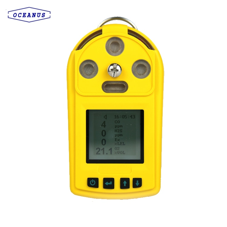 OC-904 LCD Display Portable type Chlorine CL2 gas monitor for water treatment