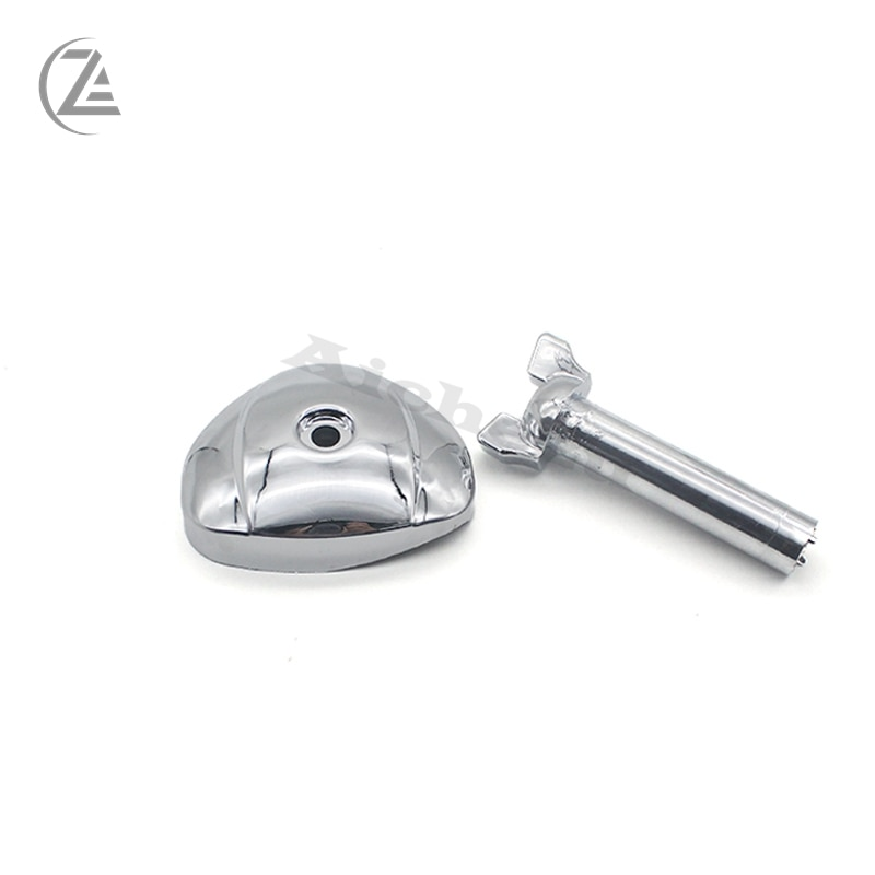 ACZ аксессуары для мотоциклов Серебряный переключатель топливного бака ручка и крышка карбюратора для HONDA Steed 400 Steed 600 VLX400 VLX600