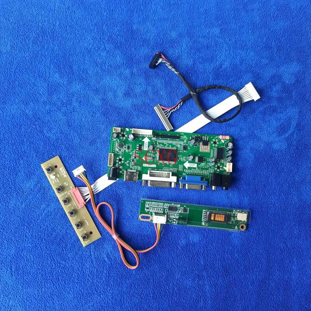 ل IASX12C/IASX12G/ITSX95E/ITSX95H 1CCFL HDMI متوافق DVI VGA 30 دبوس LVDS M.NT68676 محرك لوحة LCD مصفوفة لتقوم بها بنفسك مجموعة 1400*1050