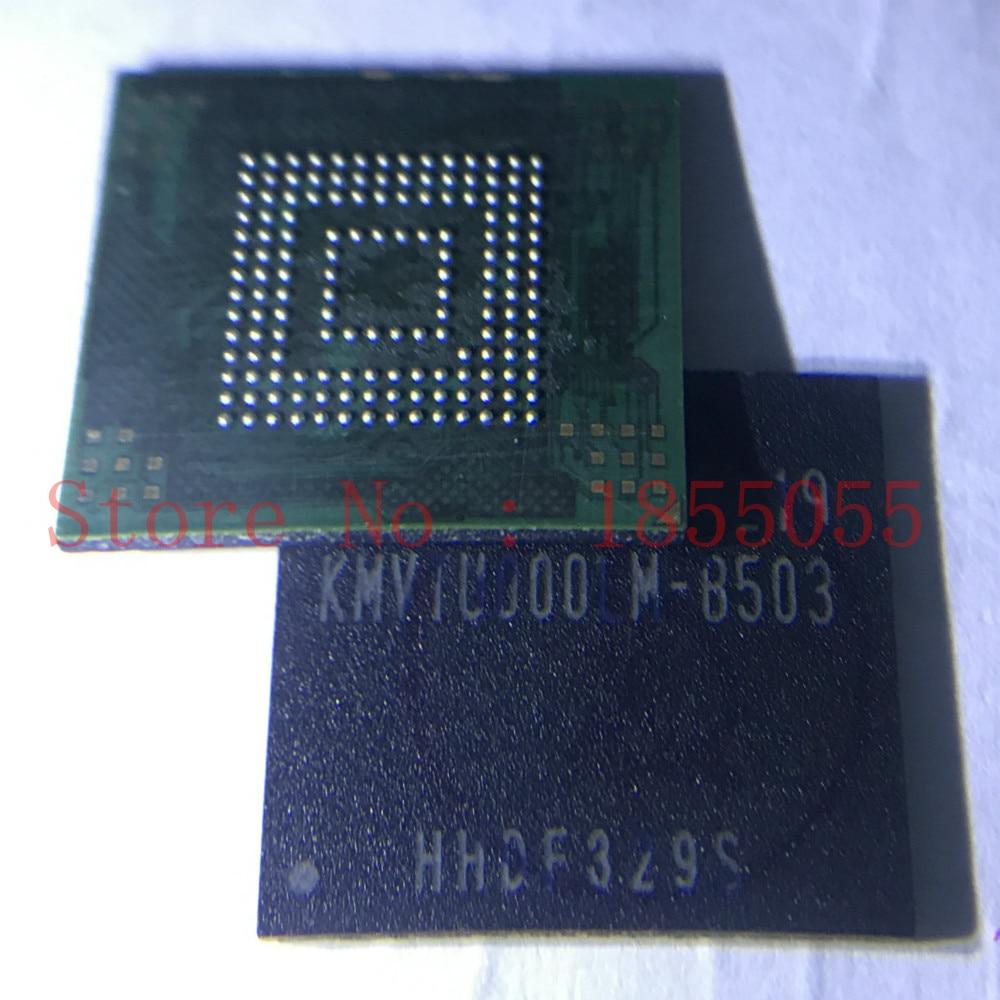 Chengyan KMVTU000LM-B503 para note2 n7100 i9300 nand memória flash com firmware KMVTU000LM-B503 emmc