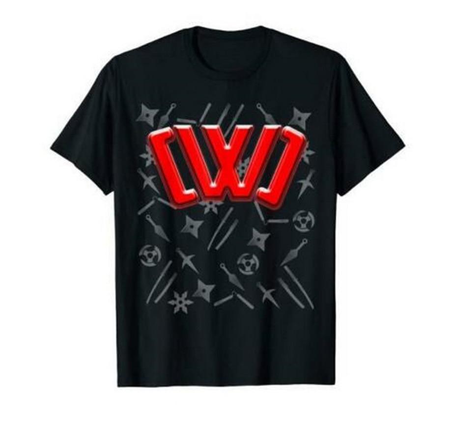 Camiseta negra Cwc de arcilla silvestre talla M 3XL para hombre y mujer tendencia 2020 camiseta Cool Casual Pride regalo de cumpleaños