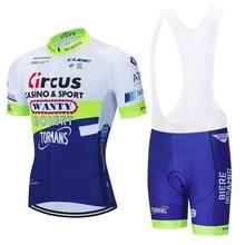 2020 cycling jersey set summer men short sleeve jersey bib shorts maillot ciclismo bicycle clothing mtb racing pro team bike kit