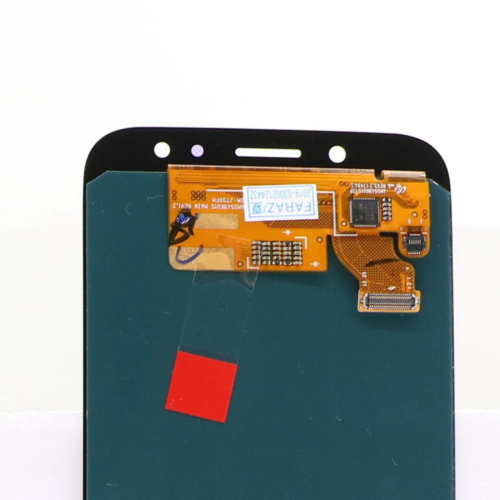 100%Original Super Amoled Lcd screen For Samsung Galaxy J7 Pro 2017 J730 J730F J730GM LCD Display Touch Screen Digitizer Assembl enlarge