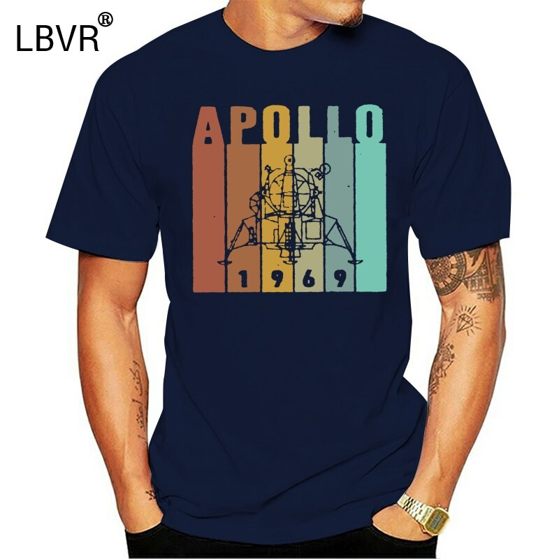 Moon Landing 50th Anniversary Shirt - Apollo 11 T Shirt - Space Lover Gift - Retro Science Shirt - Man On Moon 50 Years
