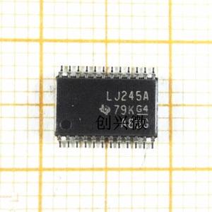 10PCS  SN74LVC4245APWR TSSOP24 LJ245A eight-way bus transceiver original tri-state output