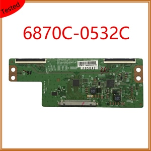 6870C-0532C 43'' 49''  55'' T-con Board 6870C LG TV Card Professional Test Board Display Equipment LG TV T Con Board 6870C0532C