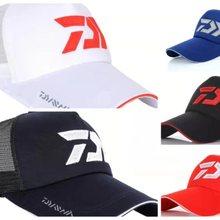 Wholesale Daiwa Sunshade Fishing Cap for Men Outdoor Sport Baseball Fishermen Hat Couple Fishing Hat