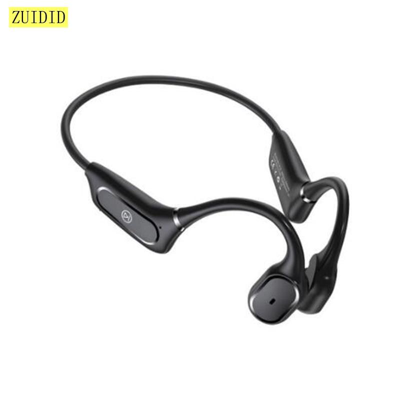 Fones de Ouvido Esporte à Prova Fone com Microfone H11 sem Fio Bluetooth Condução Óssea Estéreo Surround Som Earbud Dhandágua Handsfree
