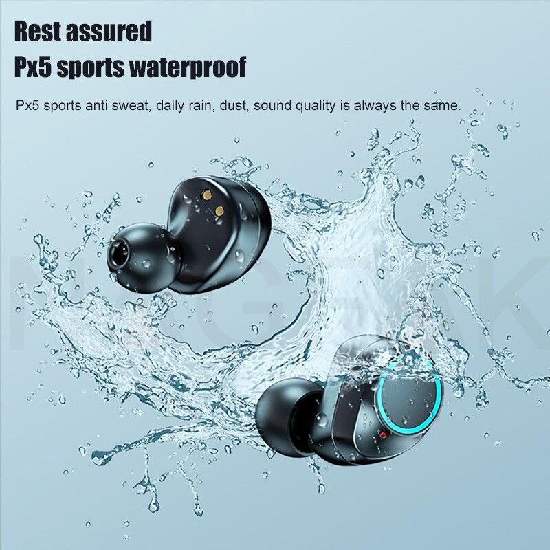 Bluetooth 5.0 Earphones 3500mAh Charging Box Wireless Headphone 9D Stereo Sports Waterproof Earbuds Headsets With Microphone enlarge