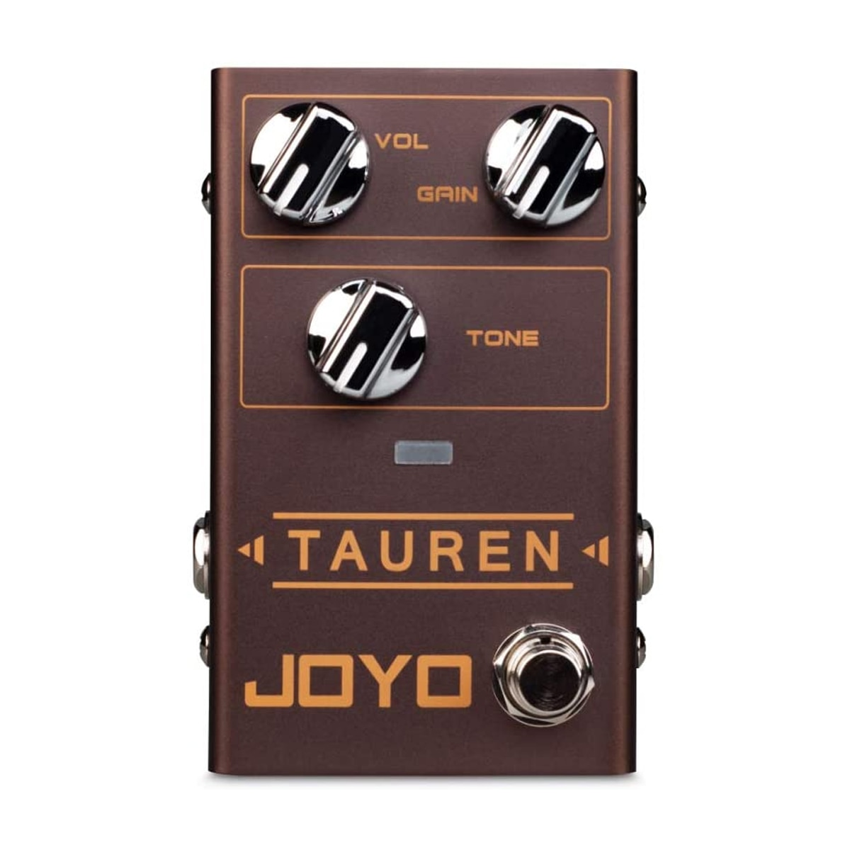 Guitar Parts Accessories Joyo R-01 Tauren Pedals Accessory Electric High Gain Pedal Effect Overload Footswitch Musical Effects enlarge