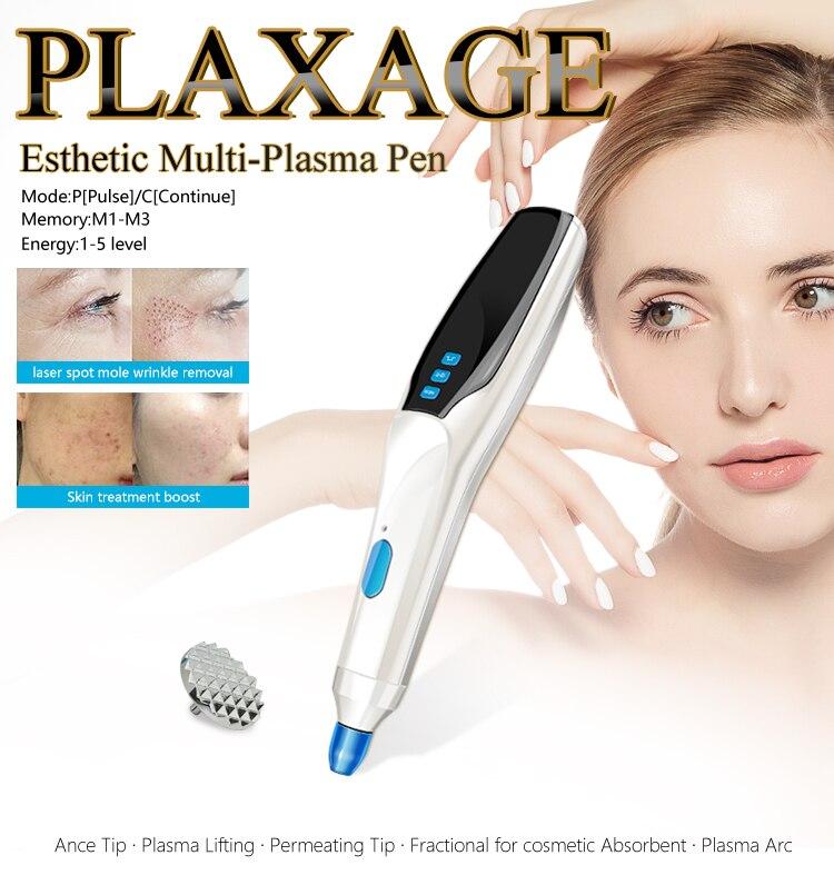 plasma pen Plaxage eyelid lift wrinkle Skin lifting tightening anti-wrinkle mole remover machine plamere