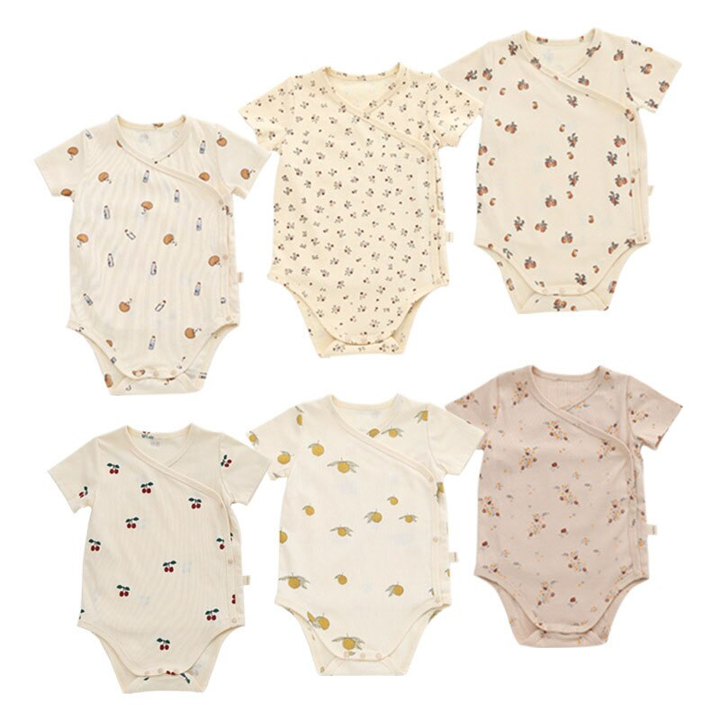 MILANCEL 2021 Autumn New Baby Clothes Cotton Bodysuit Newborn Outfits Soft Infant One Piece Casual T