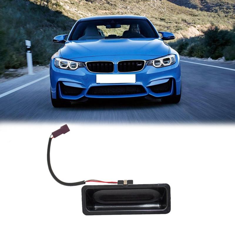 Car Trunk Lock Push Button Handle Switch for BMW-5 Series E39 E60 E61 51248168035