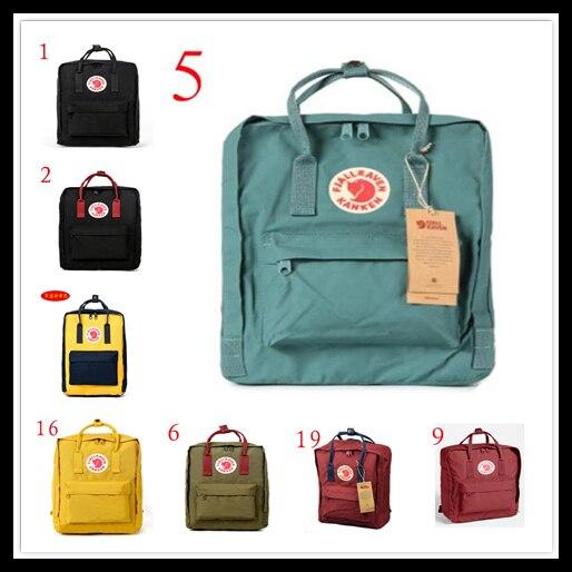New Classic Mini Backpack Men Women Waterproof Famous Brand Children Mochila Backpack for Student Sc