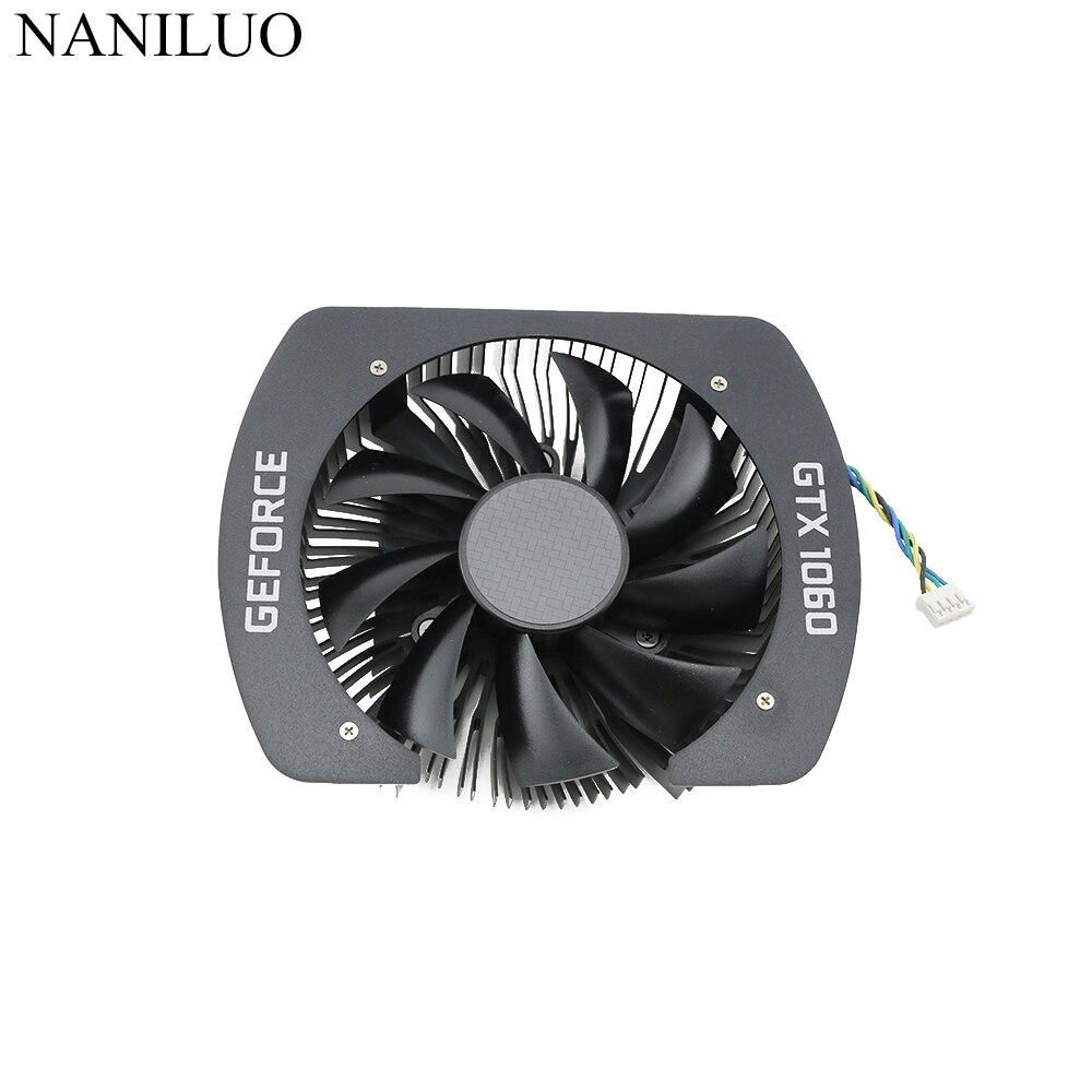 PLA09215B12H 0.55A 4PIN GTX1060 FOR NVIDIA GeForce GTX 1060 oem heat sink Graphics Card Cooler Fan