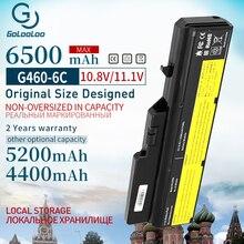 11.1V 6 Celle Batteria Del Computer Portatile Per Lenovo G460 G560 G465 E47G L09L6Y02 L09S6Y02 L10P6F21 LO9S6Y02 b570e V360A Z370 K47A z560