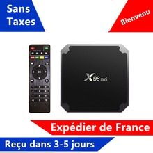 X96 mini Neo tv pro iptv boîte android tv boîte 1G 8G 2G 16G support neo x x96mini neo tv pro smart tv décodeur