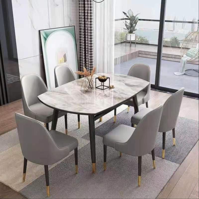 و طاولة طعام هو بسيط ، مرنة ، مشوه ، مربع و جولة ، و المنزلية الرماد طاولة خشبية صلبة