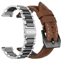 stainless steel watch strap heat resistant waterproof watch band wristband for fossil mens gen 5 carlyle womens gen 5 julianna