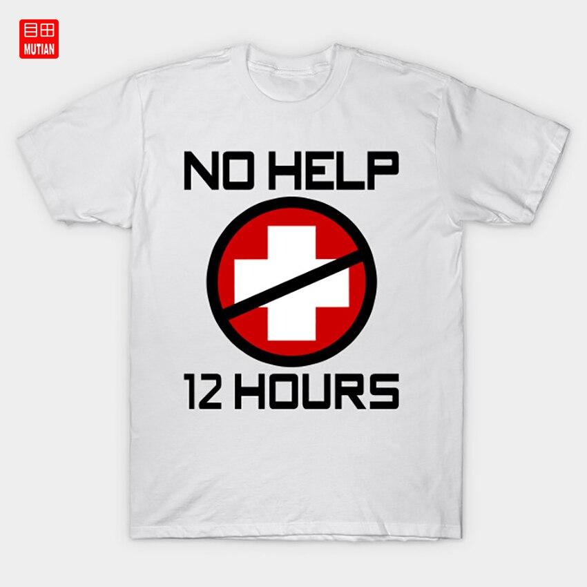 Purge Reminder T-Shirt Ethan Hawke Cop Emt Ambulance Police 12 Hours No Help Movie Purge Emergency