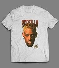 Camiseta Vintage 90 Rodzilla camiseta de talla 1998 S-3Xl