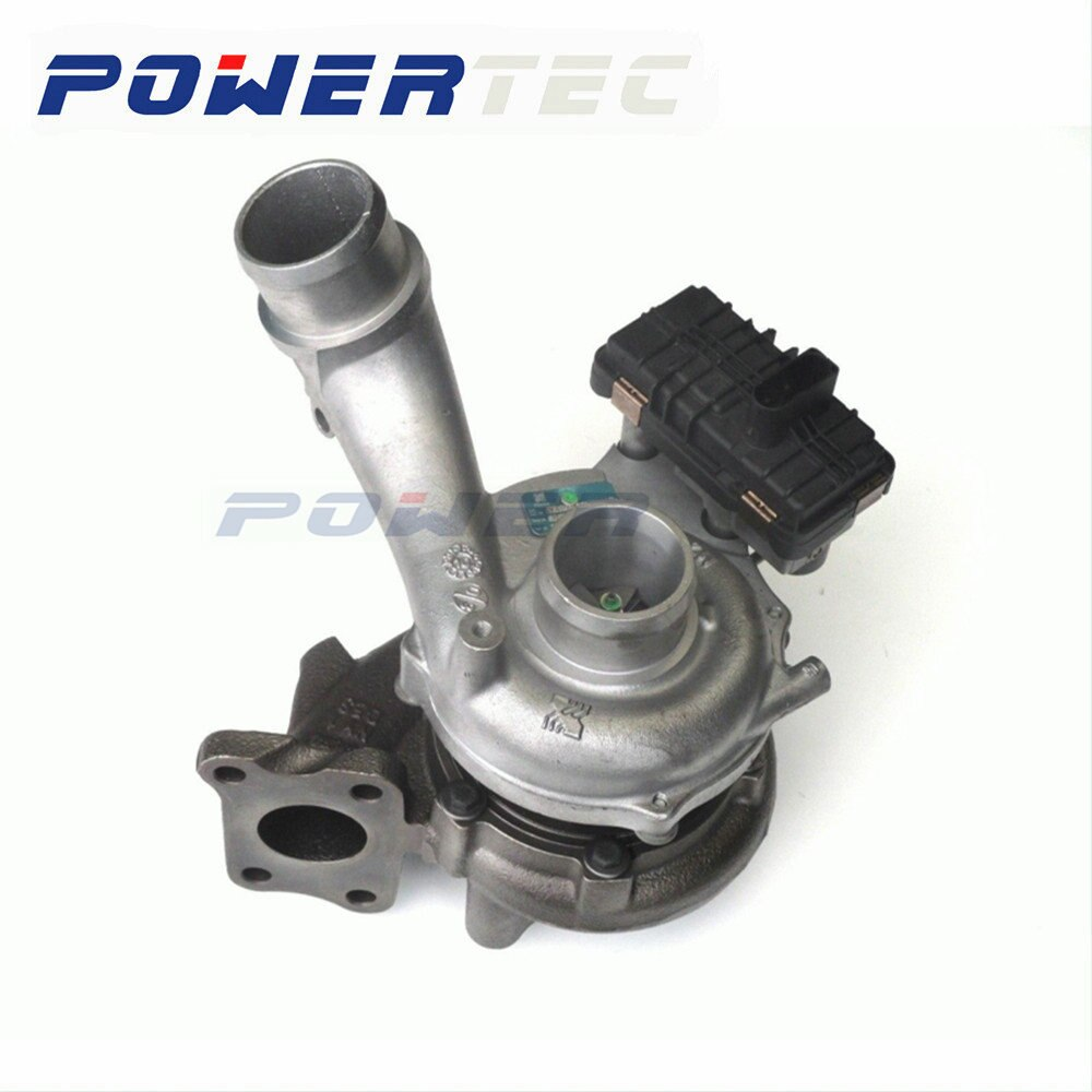 BV45 completa turbocompresor de la turbina completa conjunto Turbo 53039880337 53039880210 14411-5X01B para Nissan Navara 2.5DI YD25DDTi 2010-