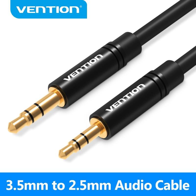 Convenio de 3,5 a 2,5 Cable Aux Jack 3,5mm a Jack 2,5mm...