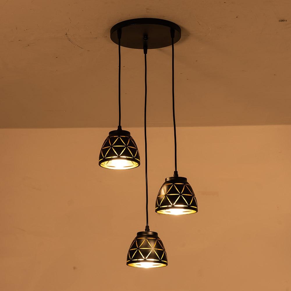 Vintage Pendant Lamp Kitchen Lights Hanging Chandeliers for Bedroom 2021 Dining Room Industrial Suspension Lighting Fixtures