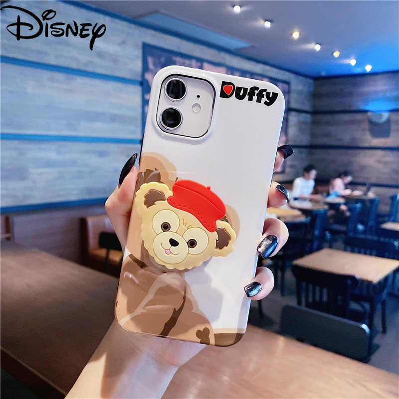 Disney Mickey Phone Case for IPhone 12 Pro Max Phone Case for 7 8 7p 8p Phone Case for iphone 11 case  - buy with discount