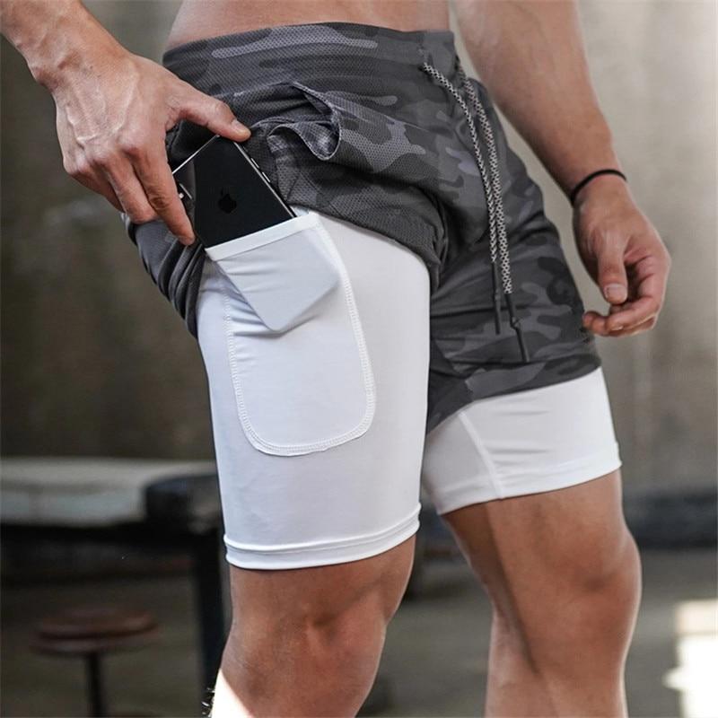 Мужские шорты, камуфляжные шорты для бега, мужские спортивные шорты, мужские шорты с карманами для бодибилдинга, мягкие шорты