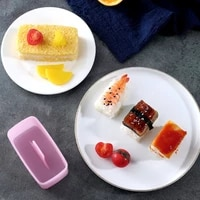diy mold kitchen rice ball mold non stick food press sushi seaweed rice ball mold kitchen bento accessories