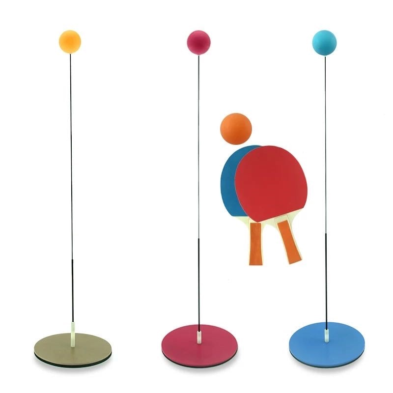 Decompression game Table Tennis Set Ping Pong Paddle  Home Training Racket Toys for Children Indoor Sport Interactive Game enlarge