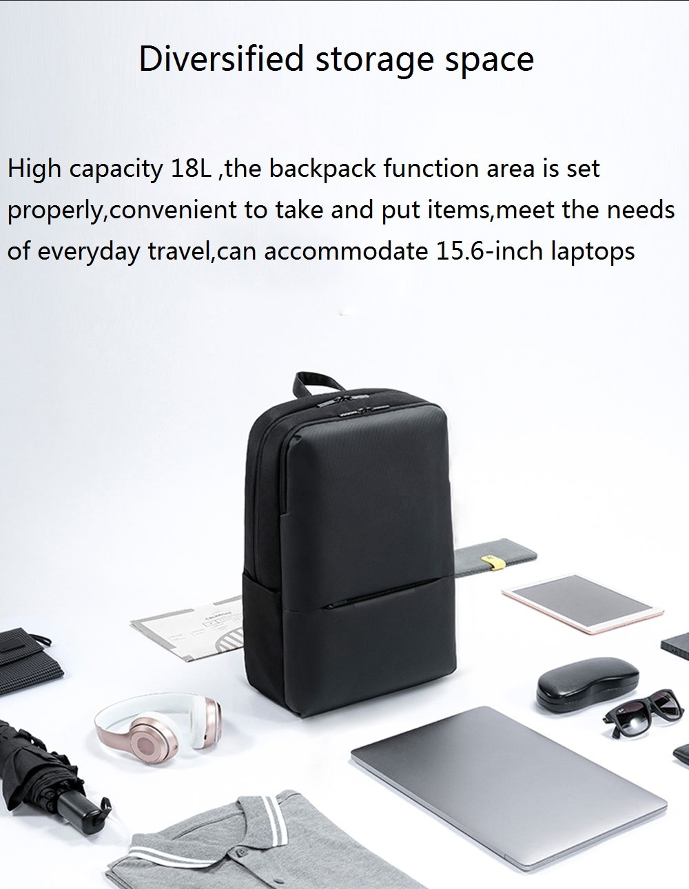 Xiaomi Classic Business Backpack 2