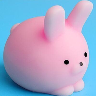 Случайный товар, игрушка-сжималка, милые животные, мячи, сжимаемые, восстанавливающие форму, детские игрушки для девочек, детские игрушки дл...
