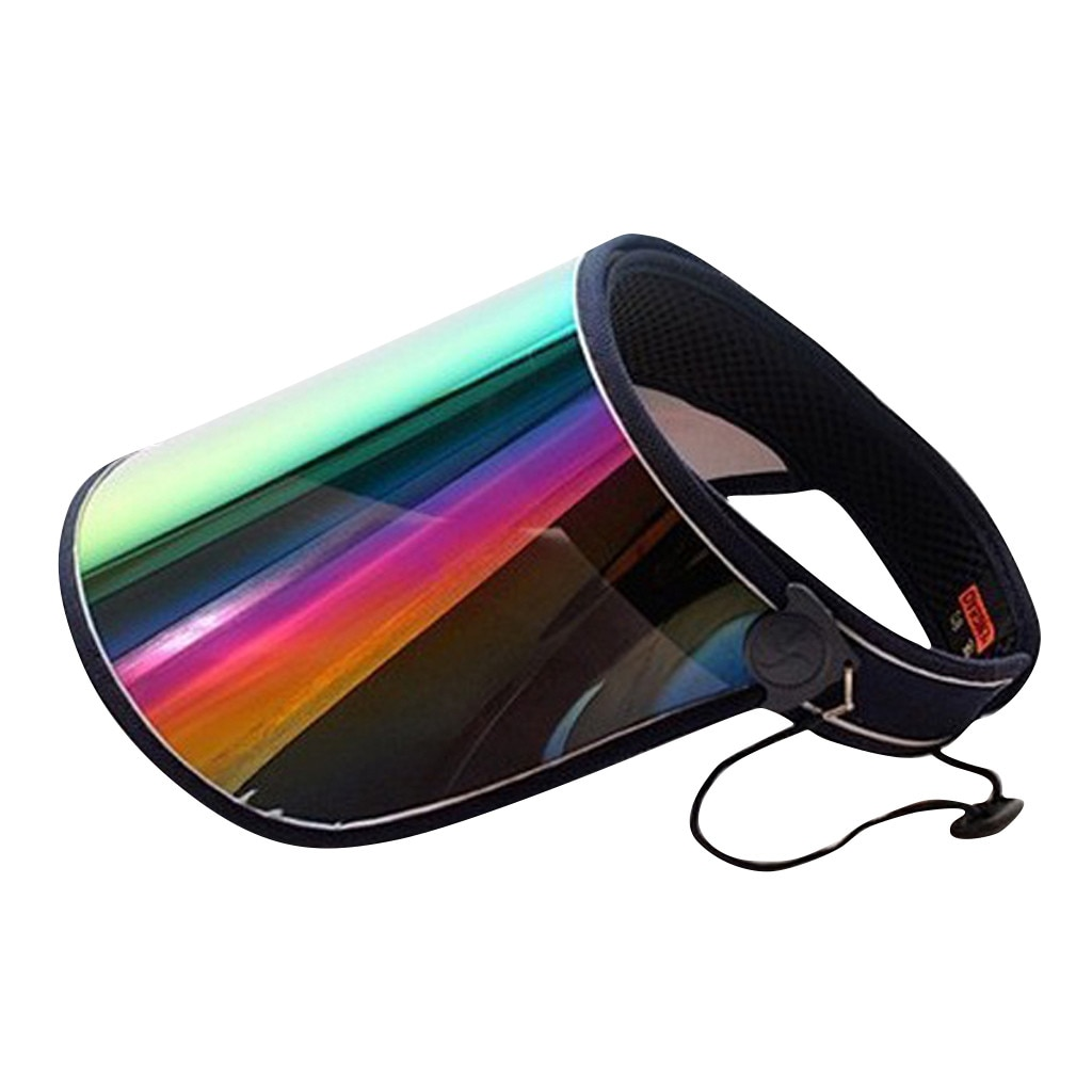 Sombreros con visera para el sol de las señoras del verano para las mujeres Anti-spitting sombrero de protección cubierta a prueba de polvo gorra con pico sombrero a prueba de ultravioleta