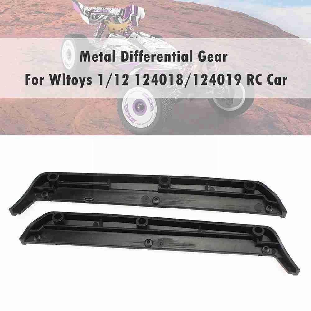 124019-1824 прочная радиоуправляемая Автомобильная Нижняя боковая защита в сборе 1:12 оригинал для Weili 124018 автомобильные весы дистанционное управ...