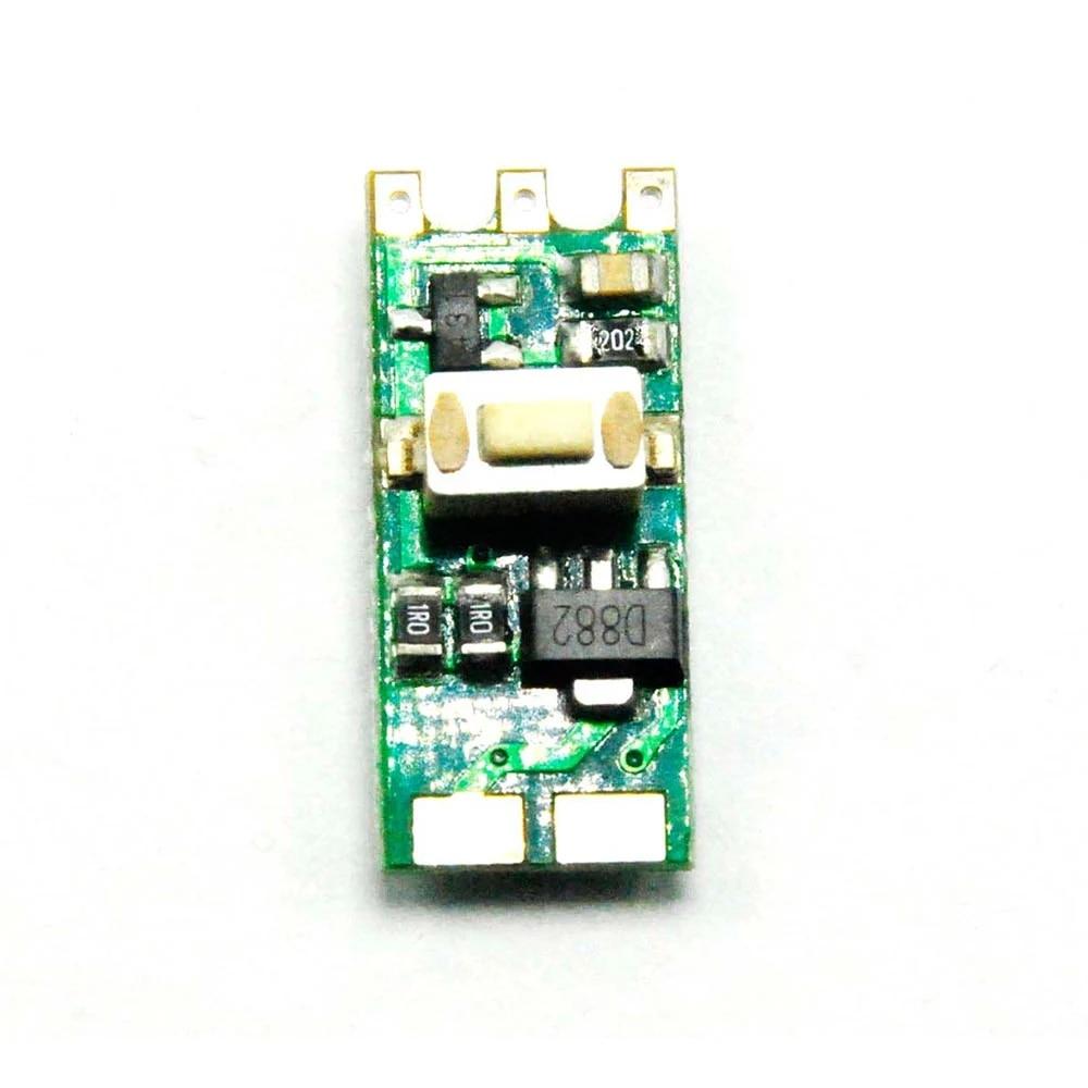 532 нм 650 нм 780 нм 808 нм 980 нм зеленый красный инфракрасный ИК лазер диод драйвер плата цепь 0-800 мАч