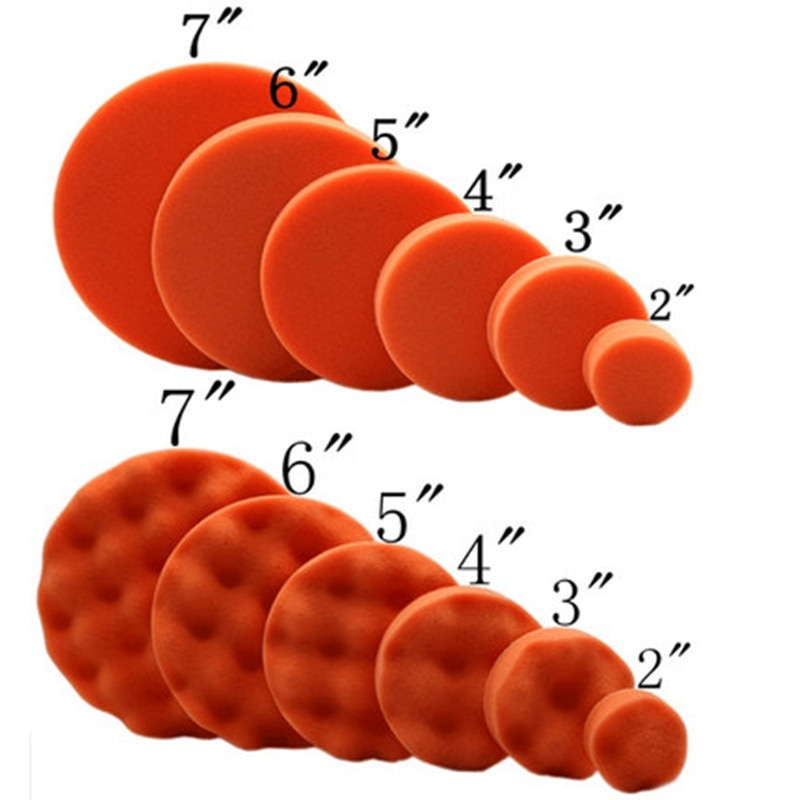 1 шт., набор губки для полировки воска, с воском