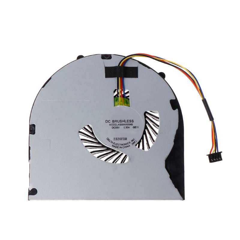 1 Pc chłodzenia procesora wentylator chłodnicy laptopa do Lenovo B480 B480A B485 B490 M490 M495 E49 B580 B590 V480C V580C Notebook