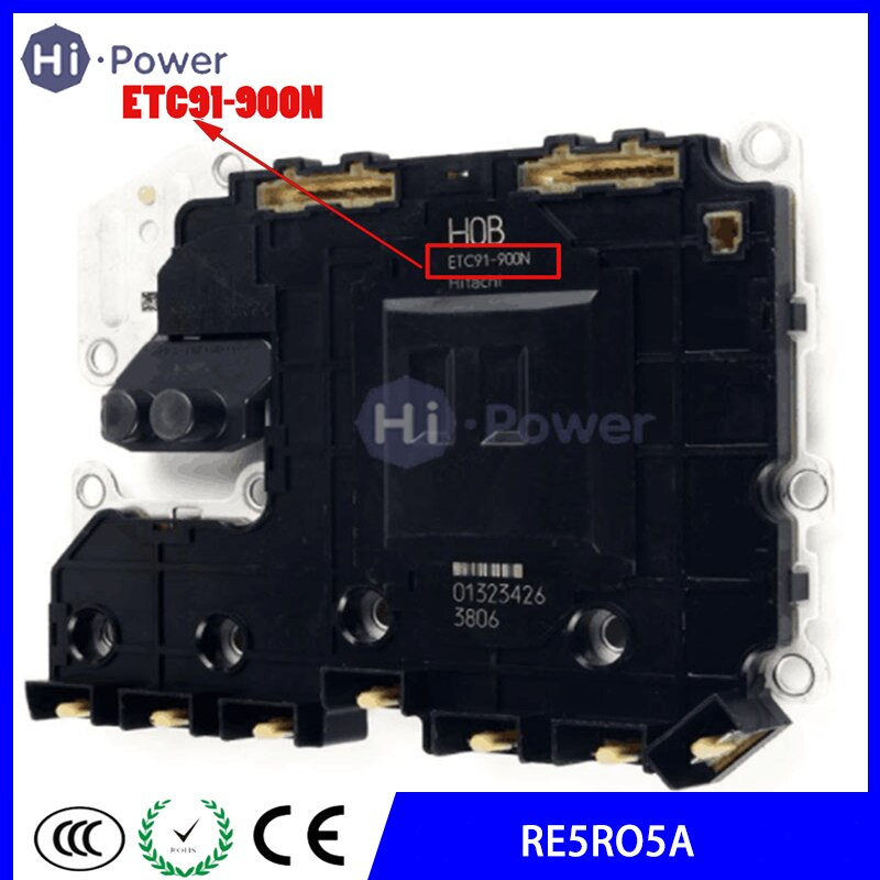 Tested RE5RO5A RE5R05A A5SR1/2 ETC91-900N Transmission Control Unit TCM TCU for NISSAN/INFINITI/HYUNDAI 02-ON