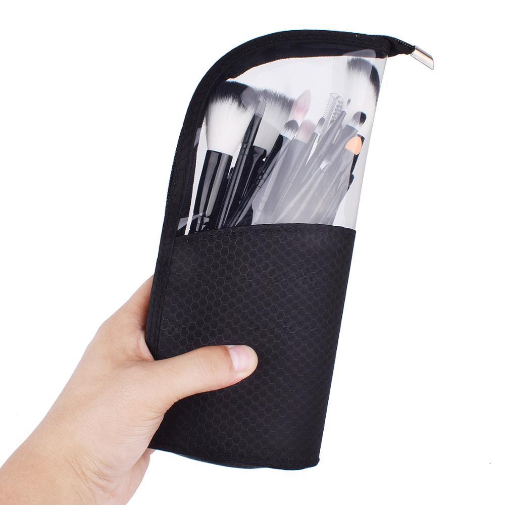 Make Up Tools Storage Bag New Toiletry Case Women Travel Cosmetic Organizer Wash Handbag Waterproof Dust-proof Makeup Brush Bag