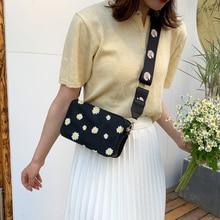 Luxury Handbags 2022 Designer Women Shoulder Bags Fashion Daisy Crossbody Bags Small Luggage Bag PU