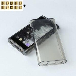Мягкий ТПУ защитный чехол для SHANLING M6 Pro HIFI MP3 музыкальный плеер