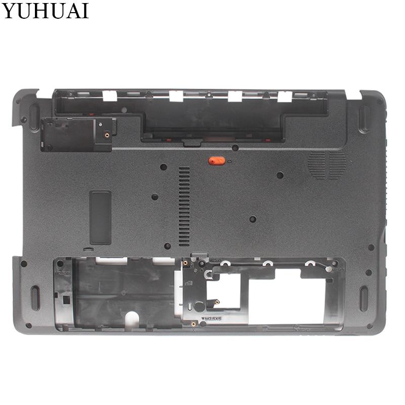 Nueva carcasa inferior de disco duro para Gateway NV57 NV57H NV55 NV55S cubierta de la Base