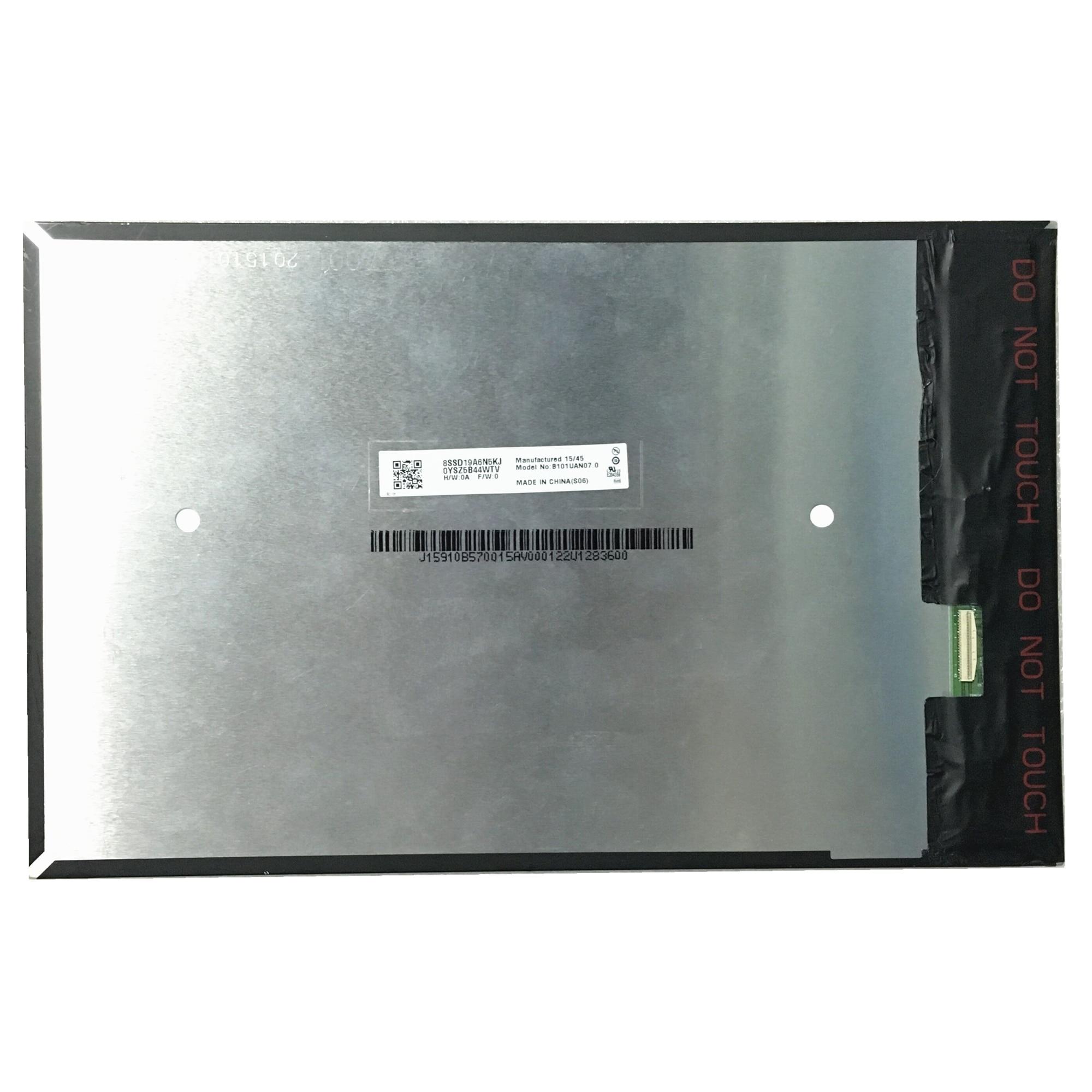 شحن مجاني 10.1 بوصة LCD شاشة B101UAN07.0 ل A10-70L A10-70LC A10-70F محمول LCD شاشة عرض 1200*1920 MIPI 45 دبابيس