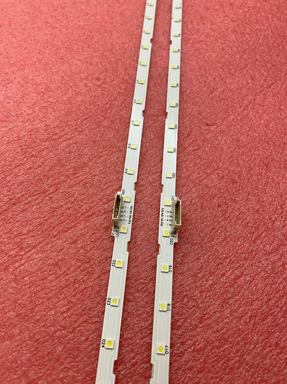 AliExpress - LED Backlight strip(2)for Samsung UE55NU7100 UE55NU7105 55NU7100 BN96-45913A 46033A STS550AU9 UE55NU7170 UE55NU7300 UE55NU7400