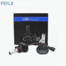 FSYLX-kit de Conversion de Psx24w   kit de Conversion tout en un PSX24w phare antibrouillard 50W 8000LM Psx26w ampoule de tête