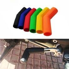 Funda protectora para palanca de cambios de motocicleta, protector para botas de cambios, para SUZUKI TL1000 R/S DL650/V-STROM GSR600 GSXR1000