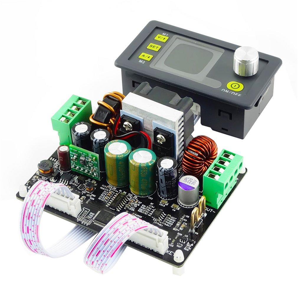DPH3205 convertidor Buck-boost voltaje constante programable Digital Control fuente de alimentación Color LCD voltímetro 32V 5A